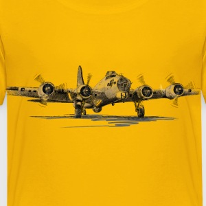 Bomber B-17 Baby & Toddler Shirts - Toddler Premium T-Shirt