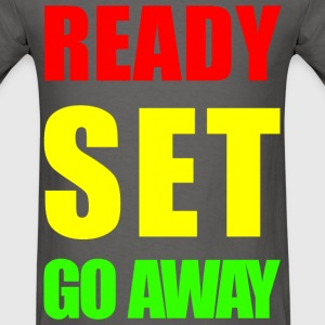 Ready, set, ... T-Shirts - Men's T-Shirt