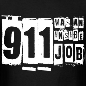 Inside job T-Shirts - Men's T-Shirt