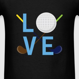 Golf - Love Golf - Men's T-Shirt