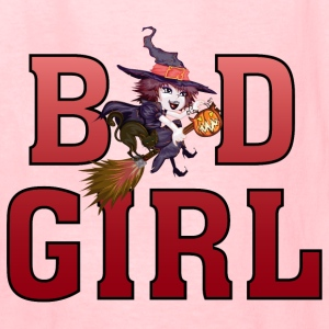 bad_girl_witch_11201602 Kids' Shirts - Kids' T-Shirt
