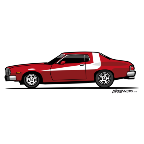American Cars | artsmoto com | automotive apparel