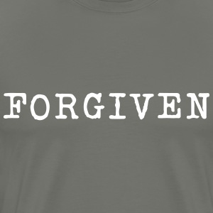 forgiven t-shirt - Men's Premium T-Shirt