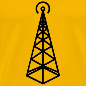antenna tower - Men's Premium T-Shirt