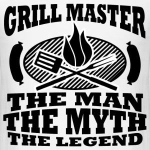 THE GRILL 12.png T-Shirts - Men's T-Shirt