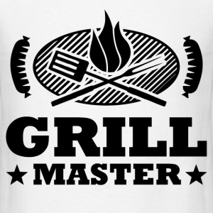 GRILL MASTER 2187821.png T-Shirts - Men's T-Shirt