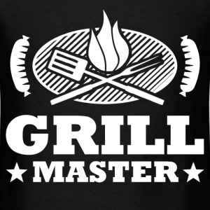 GRILL MASTER3878.png T-Shirts - Men's T-Shirt