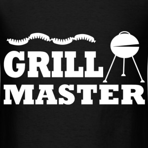 GRILL MASTER 12819289121.png T-Shirts - Men's T-Shirt