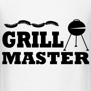 GRILL MASTER 127281728121.png T-Shirts - Men's T-Shirt