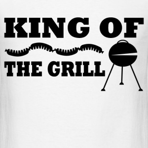 KING OF 278278212.png T-Shirts - Men's T-Shirt