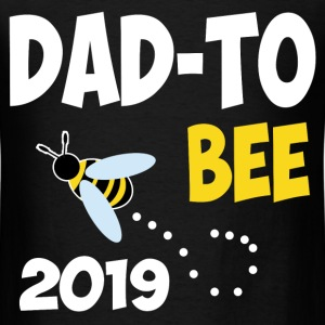 dad to be 2019 asadd.png T-Shirts - Men's T-Shirt