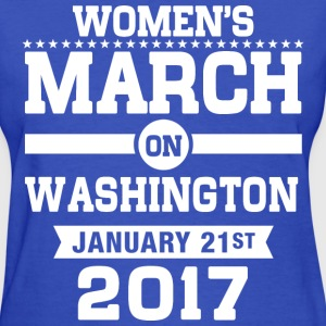 Womens March T-Shirts - Women's T-Shirt