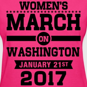 Women's March T-Shirts - Women's T-Shirt
