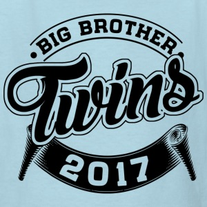 Big Brother Twins 2017 Kids' Shirts - Kids' T-Shirt
