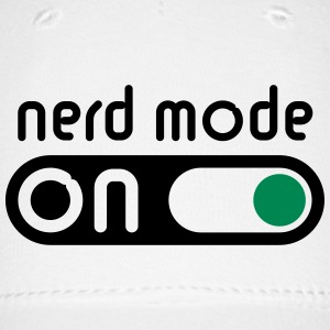 Nerd Mode On (Geek / Computer Freak) Sportswear - Baseball Cap