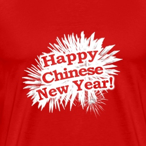 Happy Chinese New Year Design - Men's Premium T-Shirt