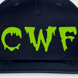 CWF Snap-back Baseball Cap - Navy - Snap-back Baseball Cap