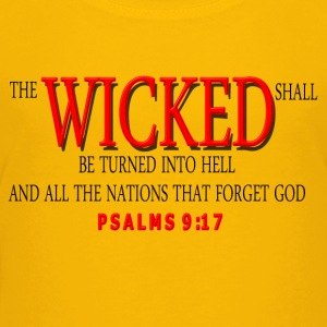 WICKED RED Kids' Shirts - Kids' Premium T-Shirt
