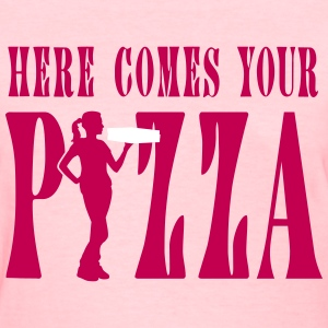 supplier_pizza_service_072016b_2c T-Shirts - Women's T-Shirt