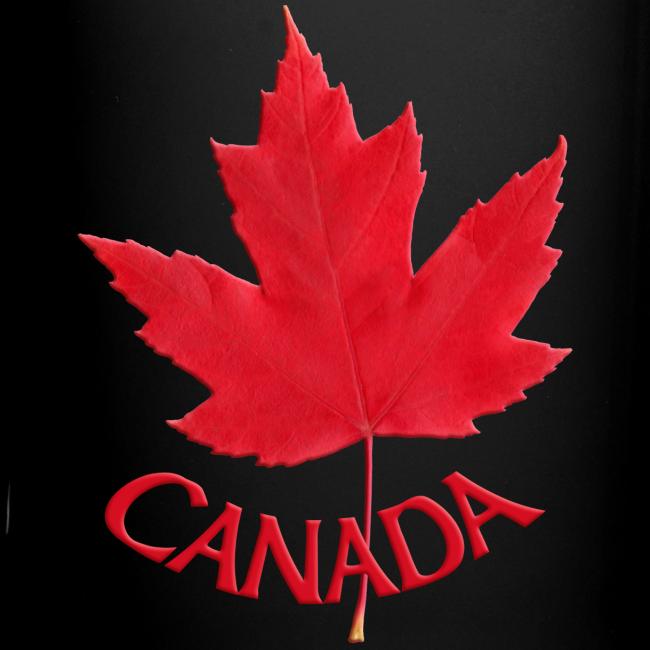 Canada Flag Cups Souvenir Mugs Red Canada Maple Leaf Cups