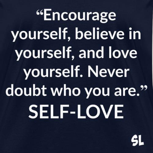 Inspiring Self-Love Quote