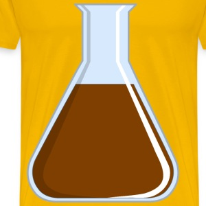 test tube 11 - Men's Premium T-Shirt