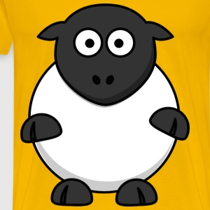 Silly Sheep - Men's Premium T-Shirt