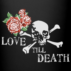 skull_and_roses_12_201602 Mugs & Drinkware - Full Color Mug