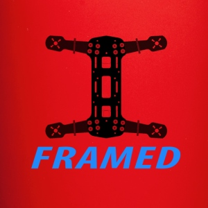 FRAMED - drone/quadcopter - Full Color Mug