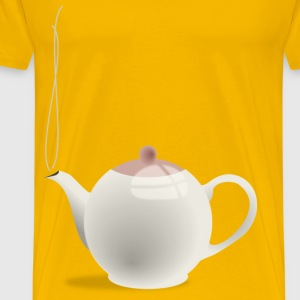 teapot - Men's Premium T-Shirt