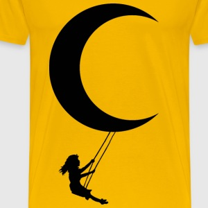 Lunar Swing - Men's Premium T-Shirt