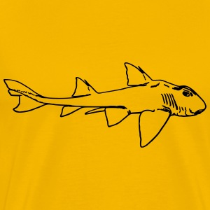 Port jackson shark - Men's Premium T-Shirt