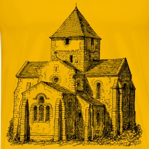 Church 3 - Men's Premium T-Shirt