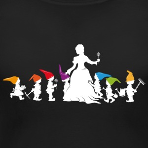 Snow White T-Shirts - Women's Maternity T-Shirt