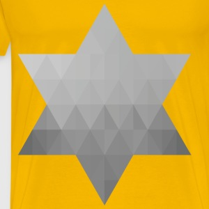 Geometric Star VII - Men's Premium T-Shirt