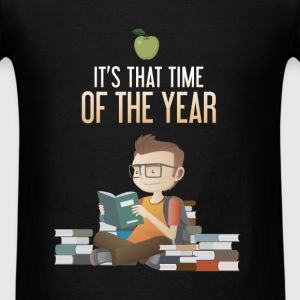 Back to school - It's that time of the year - Men's T-Shirt