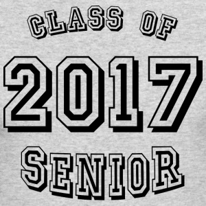 Class of 2017 Long Sleeve Shirts - Men's Long Sleeve T-Shirt by Next Level