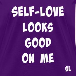 Self-Love Looks Good Tee