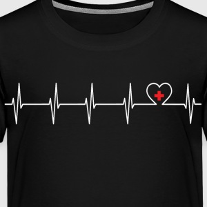 EKG - Toddler Premium T-Shirt