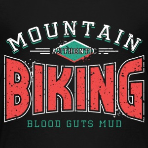 Mountain Biking - Toddler Premium T-Shirt