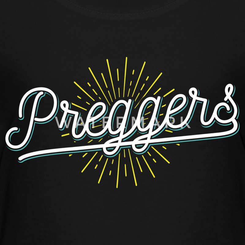 Preggers - Toddler Premium T-Shirt