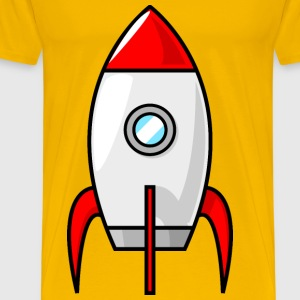 Rocket 6 - Men's Premium T-Shirt
