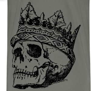 Handcraft Skull Crown - Men's Premium T-Shirt