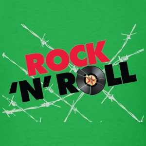 Rock 'n' Roll - Men's T-Shirt