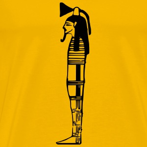 Egyptian mummy - Men's Premium T-Shirt