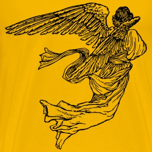 Angel 2 - Men's Premium T-Shirt