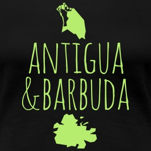 Antigua and Barbuda T-Shirts - Women's Premium T-Shirt