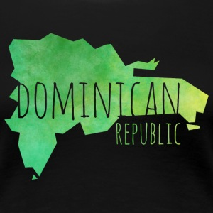 Dominican Republic T-Shirts - Women's Premium T-Shirt