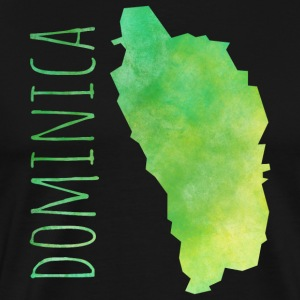 Dominica T-Shirts - Men's Premium T-Shirt