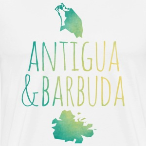 Antigua and Barbuda T-Shirts - Men's Premium T-Shirt